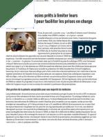 JIM.fr - Exclusif Les Médecins Prêts à Limiter Leurs Indications d'IRM Pour Faciliter Les Prises en Charge en Urgence