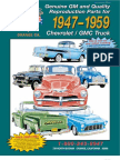 47-59 Chevy Truck