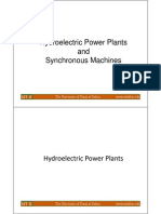 2- Hydro Power and Synchronous Machines(1)