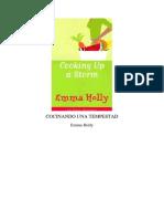 Emma Holly - Cocinando Una Tempestad