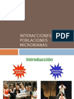 s4.-Interacciones Entre Poblaciones Microbianas