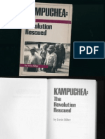 Kampuchea the Revolution Rescued