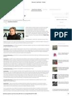 Entrevista de Judith Butler - Geledés