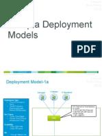 CUIC Deployment Models