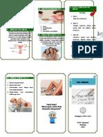 Leaflet Pap Smear maternitas
