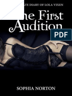 Norton, Sophia-The First Audition