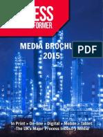 PII 2015 Media Brochure
