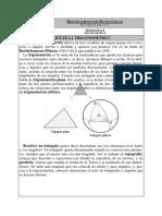 Trigonometría i (Teoría)