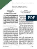 Enterprise strategic management framework based on stakeholders satisfaction and contribution.pdf
