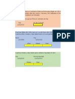 Examen de Excel Avanzado