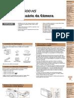 PowerShot SX600HS Camera User Guide PT