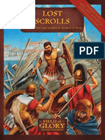 013 - Wargaming - Lost Scrolls