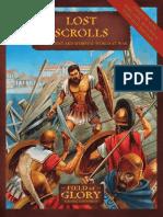 013 - Wargaming - Lost Scrolls