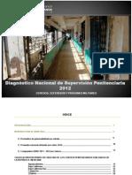 Diagnóstico Nacional de Supervisión Penitenciaria 2012