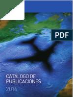 Catalogo OACI 2014. es.pdf