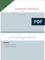 Introducción Al Entrenamiento Industrial
