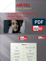 Ppt Airtel