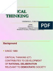 Critical Thinking 1,07 Br