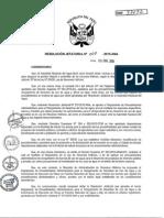 """Res. Jef. N° 007-2015-ANA """"Nuevo Reglamento para el Otorgamiento de Derecho de Uso de Agua"""""""