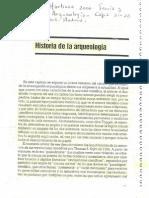 .Historia de La Arqueología- Fernandez Martinez(2000)