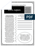 New Testament Study Guide #5 PDF