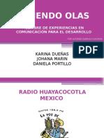 radio huayacoclota