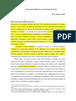 Elias Castelnuovo o Las Intenciones Didacticas en La Narrativa de Boedo