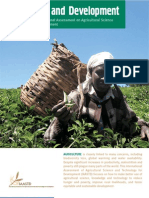 Agriculture and Development