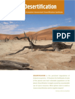 Facts on Desertification