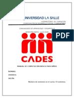 Pre Escolar PDF