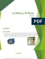La Rabia y El Ébola