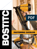 2013 Bostitch Fastening Catelog
