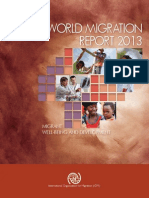 World Migration Report 2013