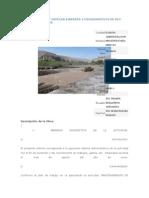 Mantenimiento de Defensa Ribereña y Encausamiento de Rio Colocaya e Ilabaya