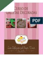 LIBRO Galletas Decoradas RedA