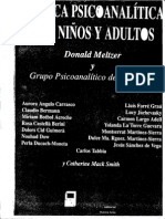 Clinica Psicoanalitica Con Niños y Adultos
