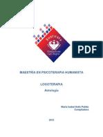Antología Logoterapia