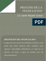 Proceso de La Negociación