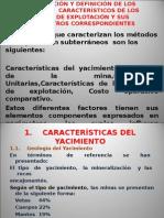 Descripción y Definición de Los Factores Característicos de - Copia