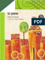 2) El piano  Veronica Prieto