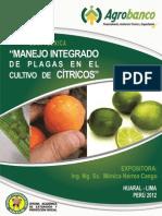 Control de Plagas en Citricos Agrobanco