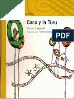 Libro Caco y la Turu