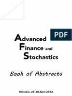 Advance Stochastic Calculus (Abstracts).pdf