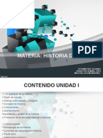 Historia de México i