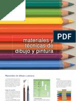 Materiales y Tecnicas de Pintura y Dibujo