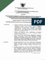 Permen LHK No.97 Tahun 2014 Pendelegasian Wewenang IPPKH Izin Lingkungan Ke BKPM