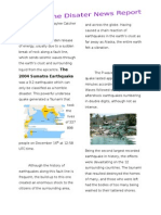 ion the disaster news report