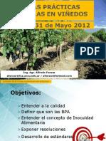 BPA en Viñedos