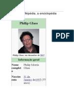 Philip Glass (biografia)