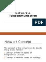 Part 3 Networking & Telecommunication